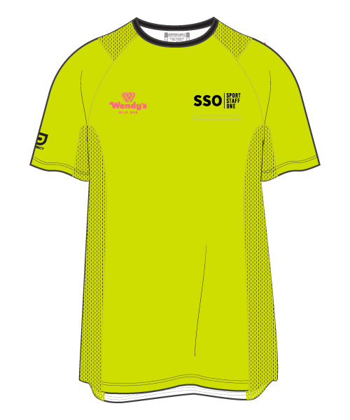 SSO Unisex Active Tee - optional