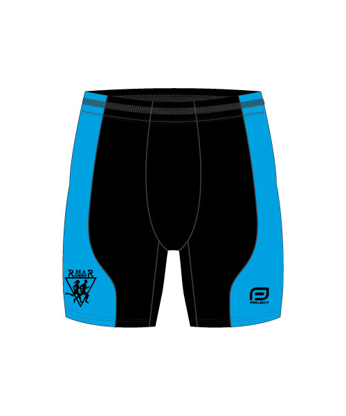 Be A Runner Men's Athletic Shorts