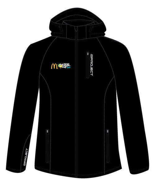 Kanga Cup 2018 Men's Smooth Membrane Hooded Jacket