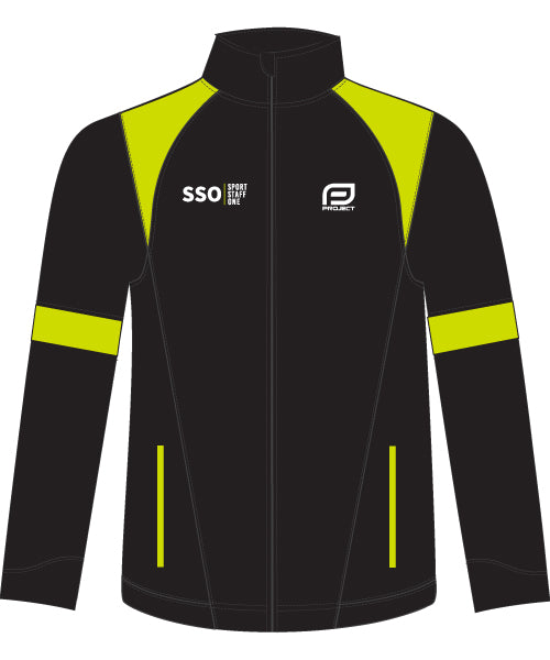 SSO Men's Track Jacket - optional