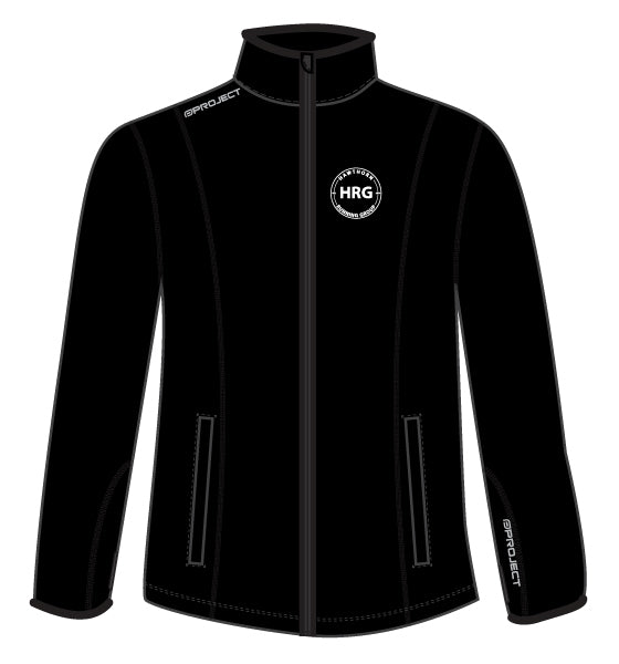 HRG Women's Run Membrane Jacket Without Hood