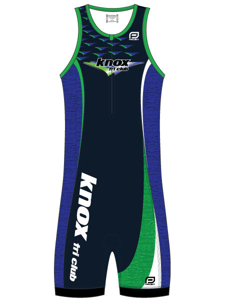 Knox Men's Long Distance Tri Suit