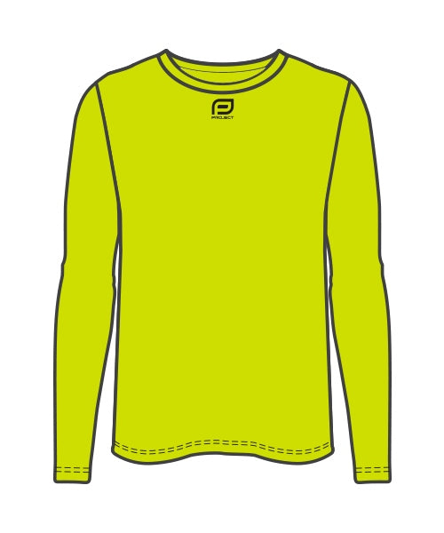 Men's Long Sleeve AFL Umpire Tee - NUSP