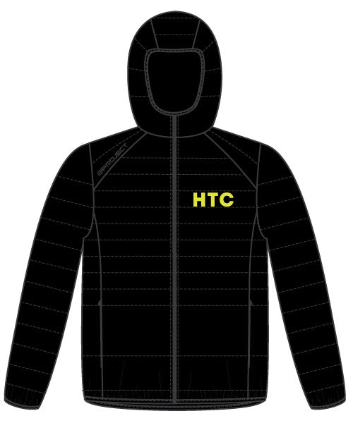 HTC Men's Puffer Down Jacket
