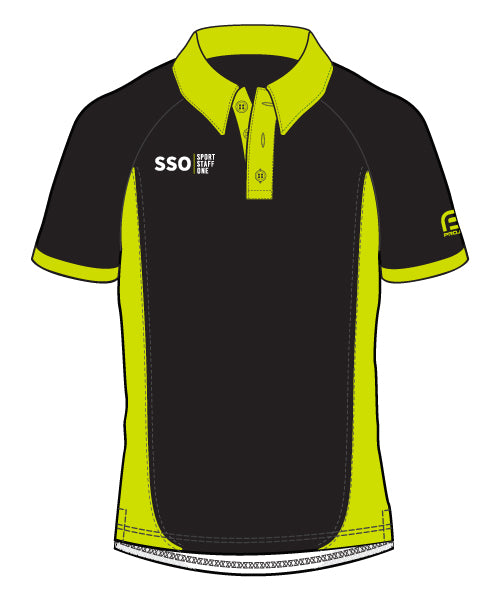 SSO Unisex Elite Polo - optional
