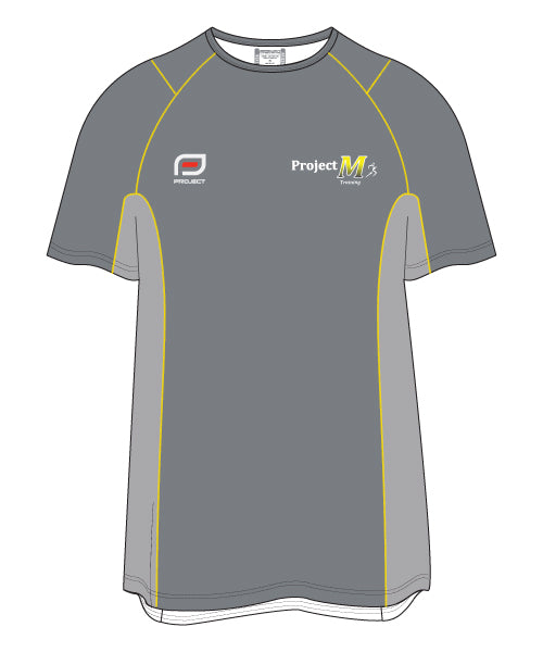 Project M - Men's Active Tee