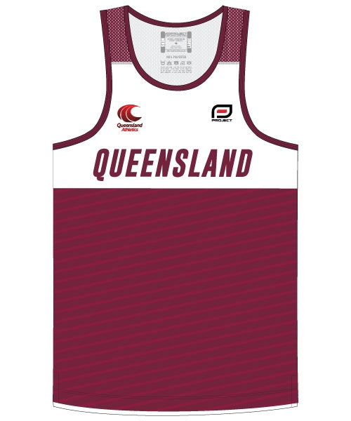 Men's Escape Singlet
