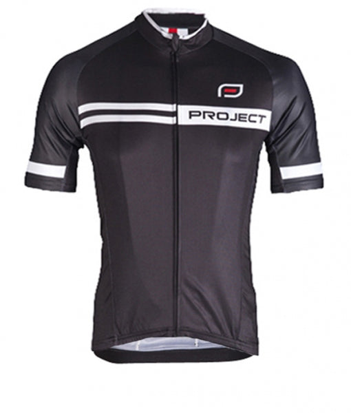 Men's Elite Cycle Jersey - Black