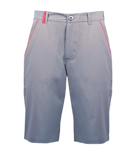 Men's Casual Golf Short - Grey