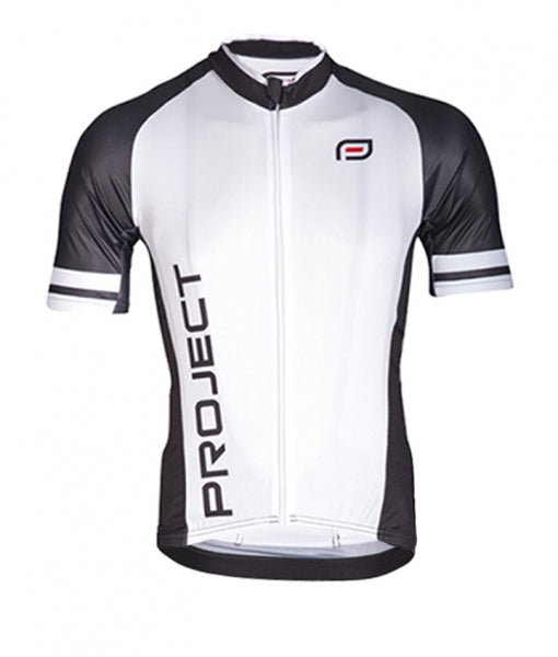Men's Elite Cycle Jersey - White/Black