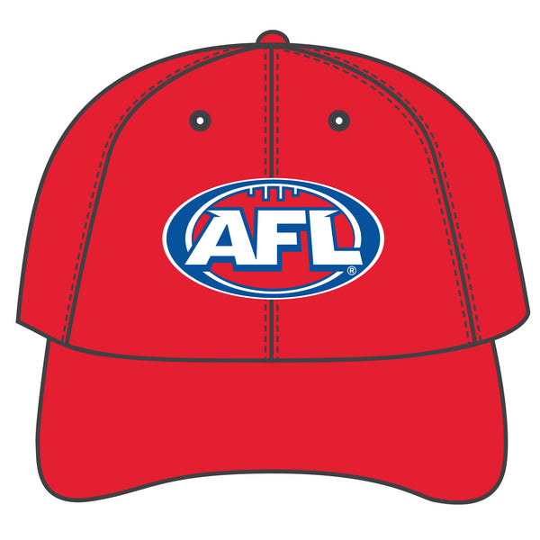 NSW/ACT Goal Umpire Cap (RED) - 1st year goal umpire ONLY