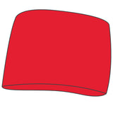 Umpire Sweatbands (RED) - 1st year field ONLY