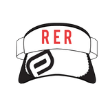Red Earth Performance Run Visor