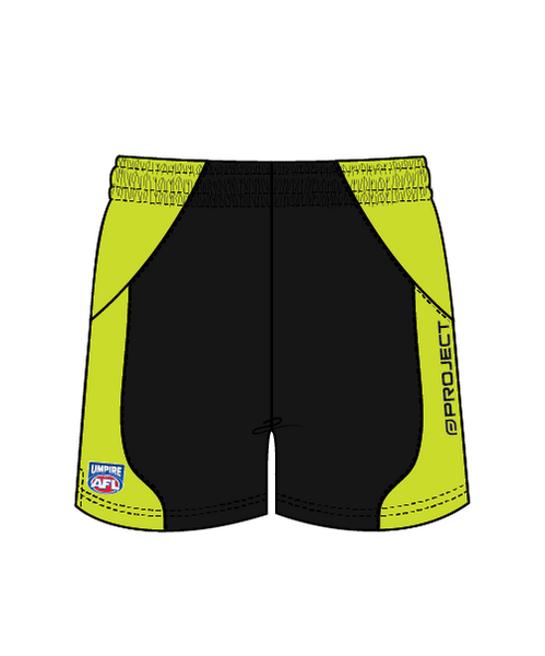PFUA Men's Active Sports Shorts