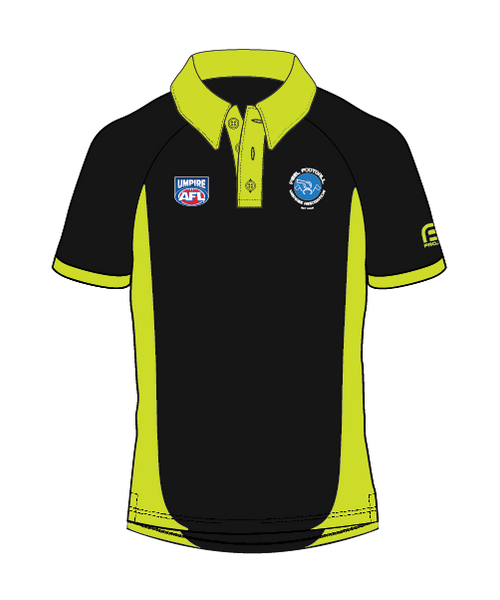 PFUA Men's Elite Polo