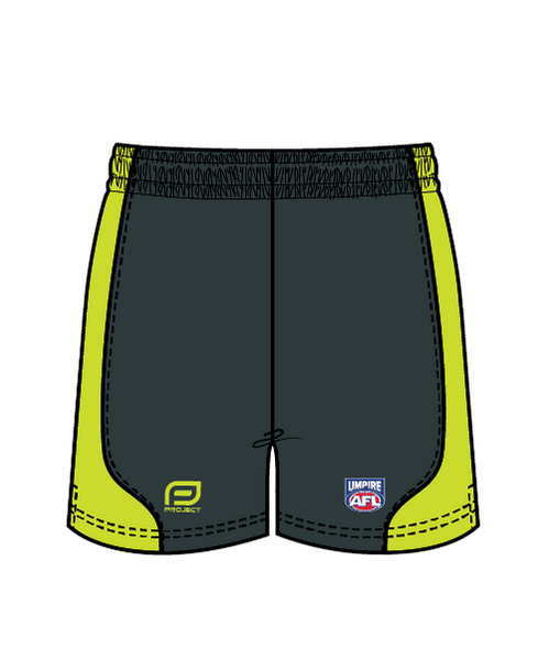 PFUA Men's Umpire Shorts (with Chamois)