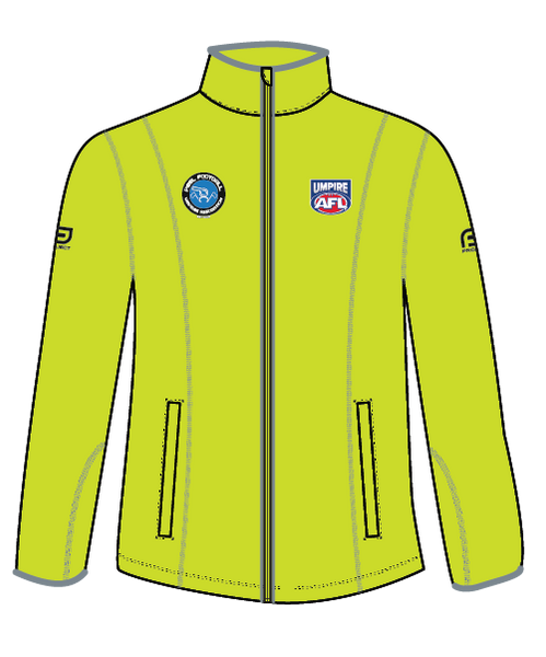 PFUA Unisex Shell Membrane Jacket (Waterproof)