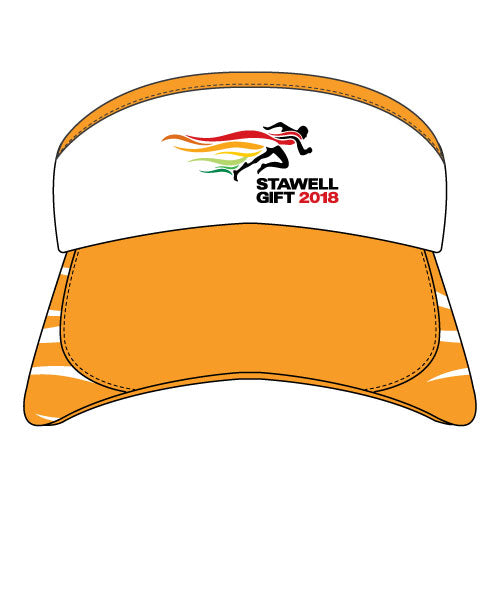 Performance Visor - Orange