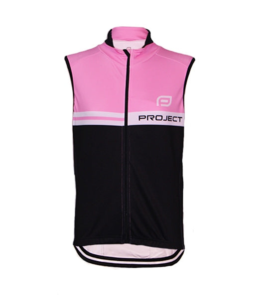 Women's Winter Cycle Vest - PINK