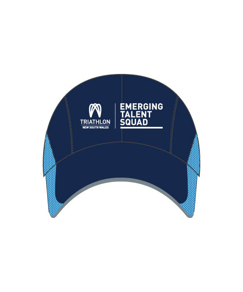 Tri NSW Emerging Talent Unisex Run Cap