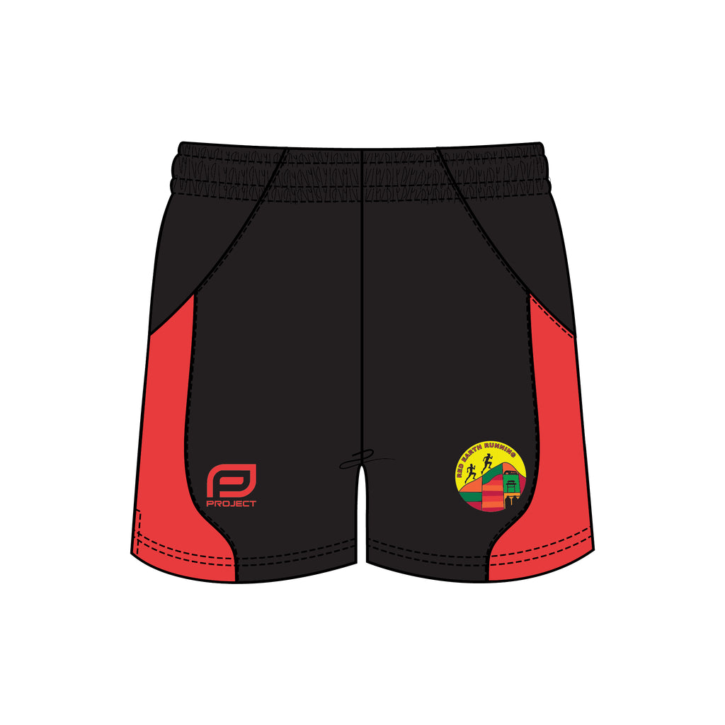 Red Earth Men's Active Sport Shorts