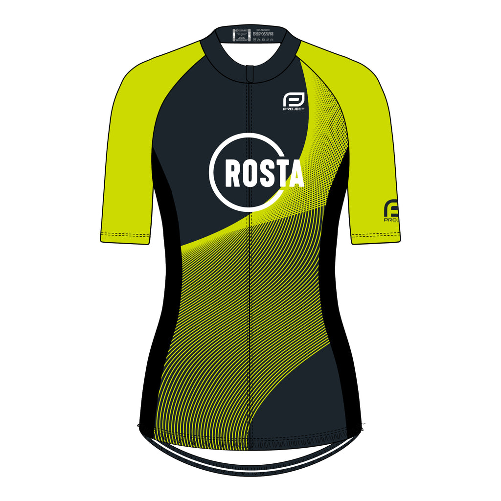 Tri NSW Rosta Women's Race Fit Cycle Jersey