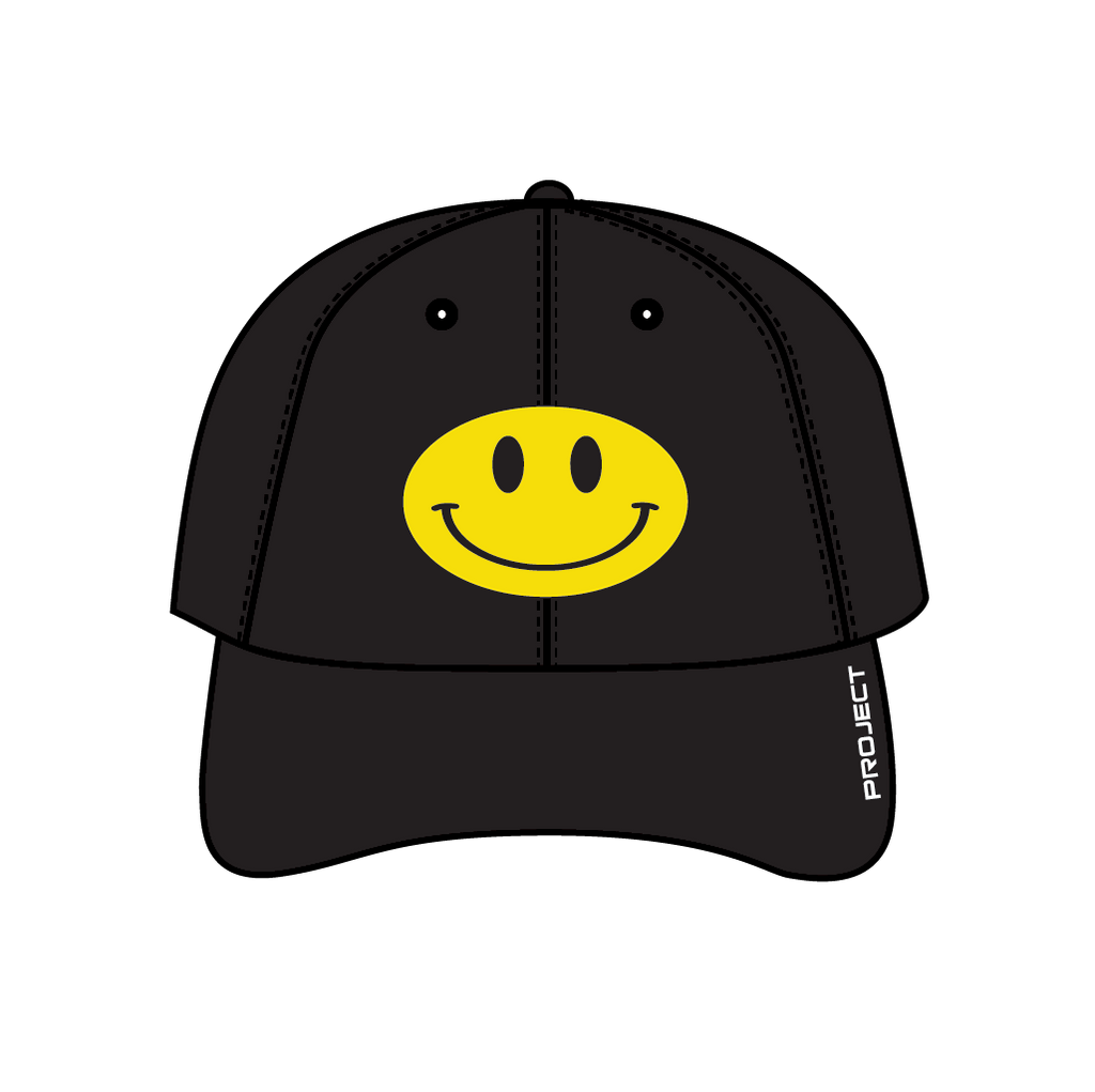 Sunday Sessions Black Sports Cap