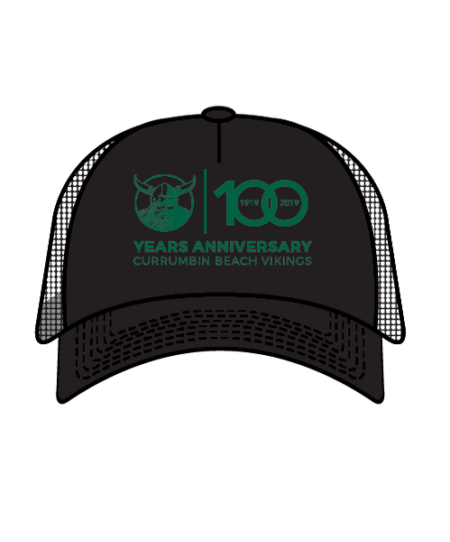 100 Year Currumbin SLSC Trucker Cap