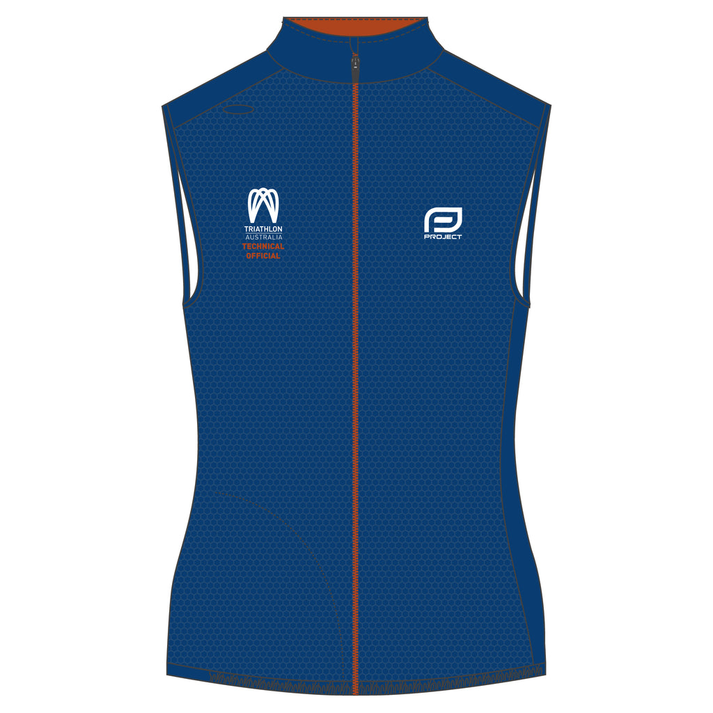 Tri Aus Tech Official Unisex Vest