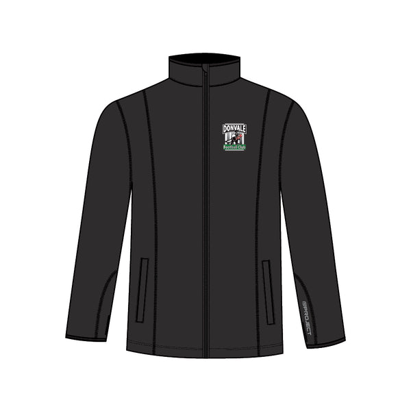 Donvale FC Unisex Run Membrane Jacket (Training)