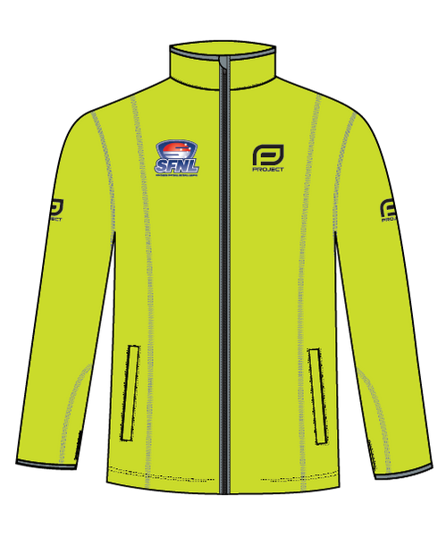 SFNL Unisex Shell Membrane Jacket (Waterproof)