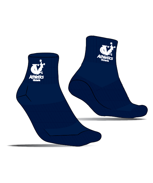 Victoria Athletics Run Sock