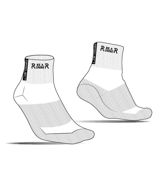 Be A Runner Run Sock