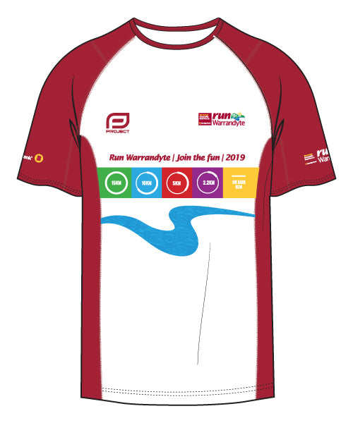 Run Warrandyte Men's Active Run Tee