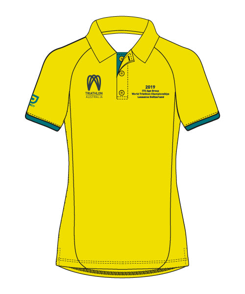 Women's Elite Polo Shirt