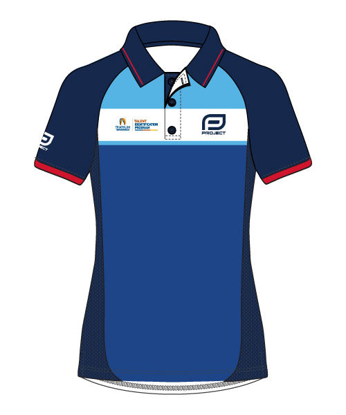 Tri NSW Talent ID Women's Polo Shirt