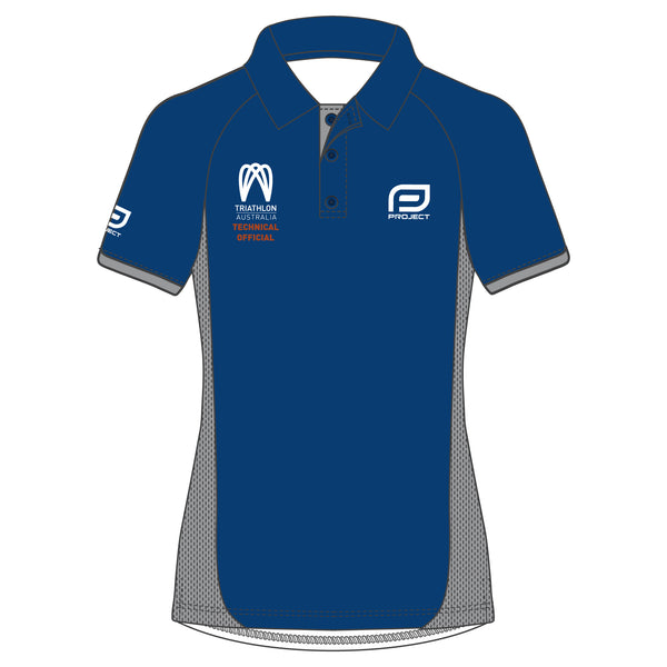 Tri Aus Tech Official Women's Elite Polo