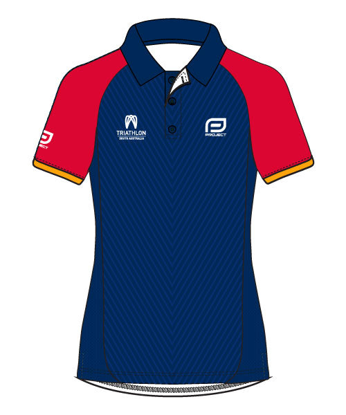 Triathlon SA Women's Elite Polo