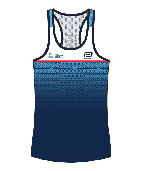Tri NSW Talent ID Women's Escape Singlet