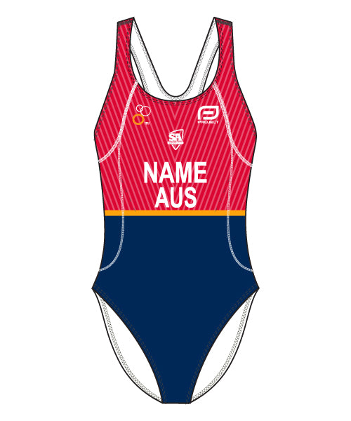 Triathlon SA Women's Elite Swimsuit