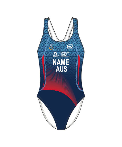 Tri NSW Emerging Talent Women's Velocity Swimsuit
