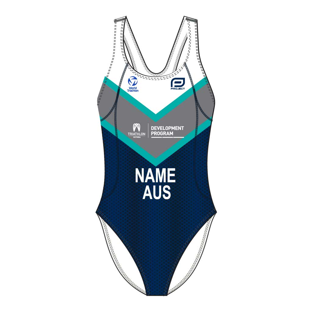 Triathlon Victoria Women's Velocity Swimsuit