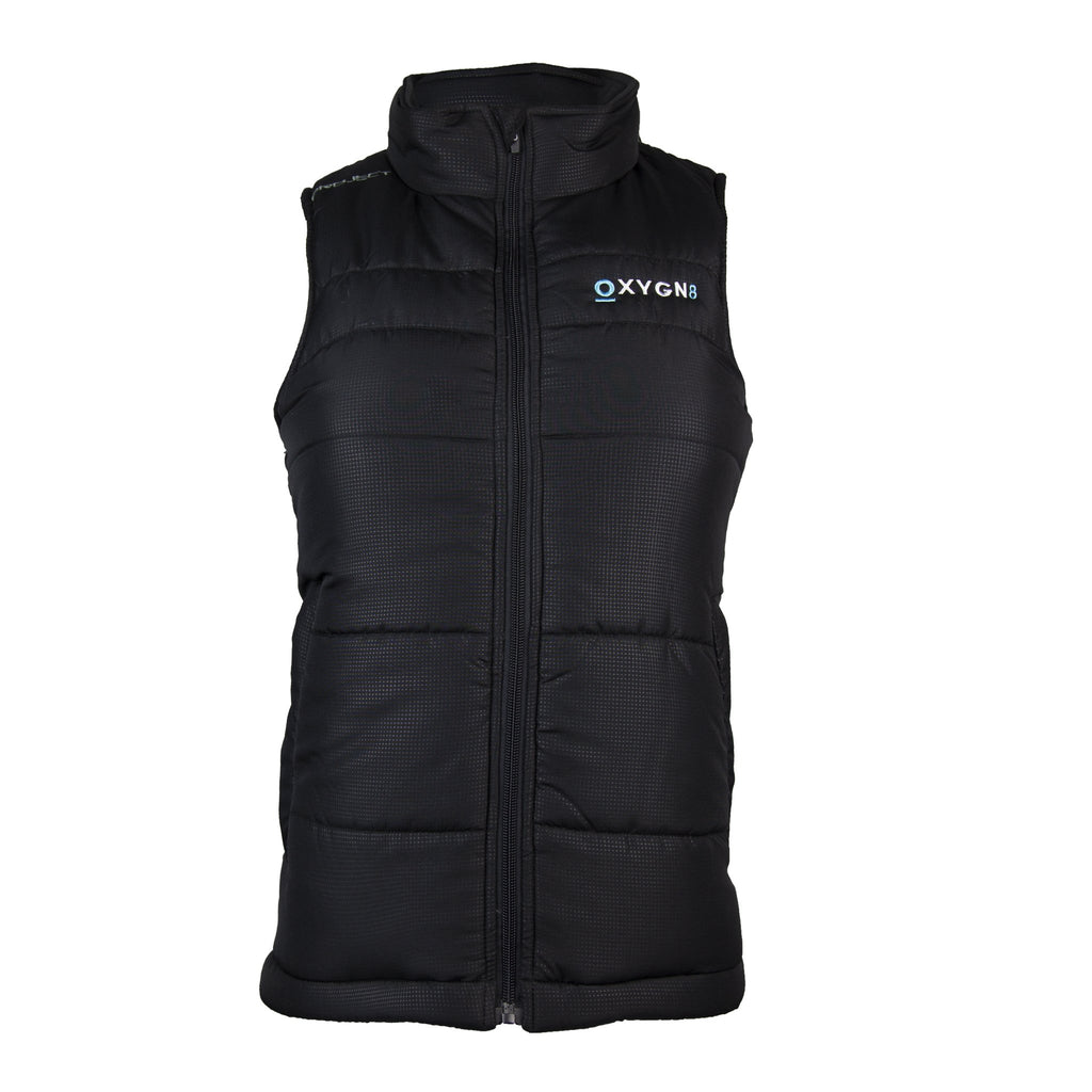 Women's Oxygn8 Vest - Black