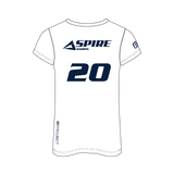 Aspire 2020 Women's Casual Tee - White