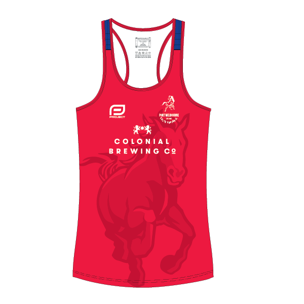 Port Colts Women's Escape Singlet