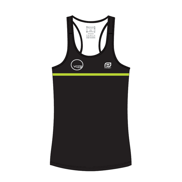 YGTS Women's Escape Run Singlet