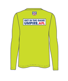 PFUA Women's Long Sleeve Umpire Tee