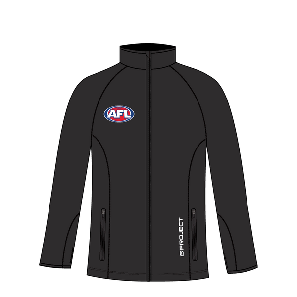 AFL Women's Off Field Smooth Membrane Jacket