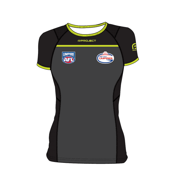 Geelong Umpires Off Field Women's Active Tee