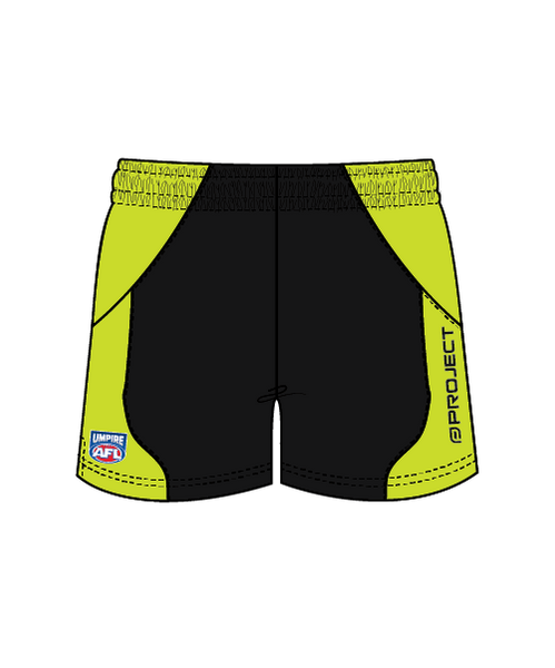 PFUA Women's Active Sports Shorts
